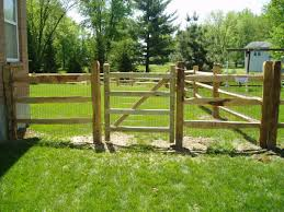 Backyard Gate Ideas How To Build Split Rail Fence Gate U2014 Home Ideas Collection