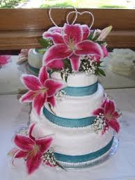 cake concepts by cathy fresh vs silk flowers on wedding cakes