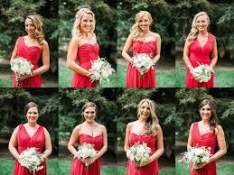 malibu bridesmaid dresses calamigos ranch wedding photography