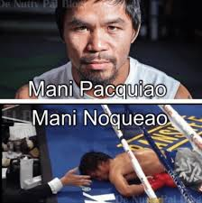 Pacquiao Meme - los mejores memes del ko de márquez a pacquiao
