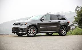 jeep cherokee gray 2017 4 key features of the 2017 jeep grand cherokee srt suv news and
