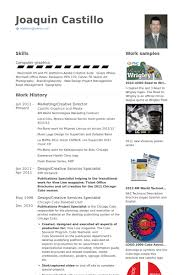 Art Director Resume Examples by Creative Director Cv örneği Visualcv özgeçmiş örnekleri Veritabanı