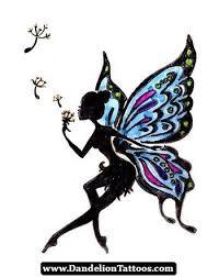 18 best ideas images on dandelion tattoos