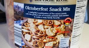 deutsche küche deutsche küche oktoberfest snack mix the aldi
