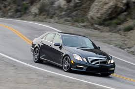 review 2010 mercedes benz e63 amg declares checkmate autoblog