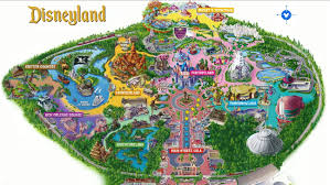 Map Of City Park New Orleans by Disneyland California Map Pictures U0026 Information