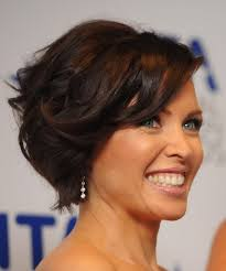 hair cuts for slightly wavy hair best short hairstyles for curly thick hair ideas