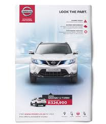 Nissan Retail Campaign 2016 On Behance