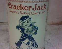 personalized cracker jacks cracker etsy
