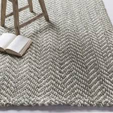 Gray Area Rug Herringbone Reed Area Rug Light Gray Herringbone Coastal And