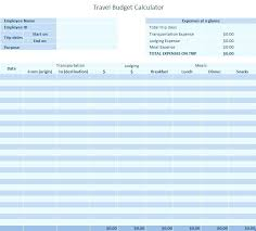 travel expenses images Travel expense form excel travel budget template car travel jpg