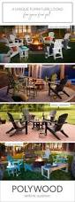 Chair Astonishing Polywood Adirondack Rocking Best 25 Eclectic Outdoor Furniture Ideas On Pinterest Eclectic