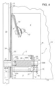 Overhead Door Safety Edge by Patent Us6189266 Safety Brake Mechanism For Overhead Sectional