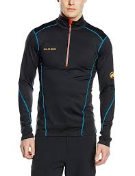 mammut eiswand light zip pullover mammut moench shirt long sleeve men s at amazon men s clothing