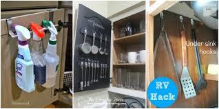 great kitchen storage ideas small kitchen storage ideas rv obsession