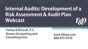 Plan Com by Internal Audits Development Of A Risk Assessment U0026 Audit Plan