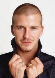 i need a new butch hairstyle david beckham butch cut almost bald but looks great