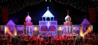 amazing christmas parties in maidstone