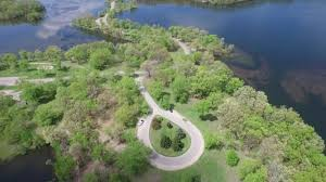 Kensington Metropark Map Kensington Metropark Dji 3 Drone Footage Youtube