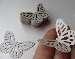 paper butterflies etsy