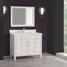 Sagehill Bathroom Vanities by 42 Inch Vanity Combo Bathroom Vanities At Home Depot Vanities
