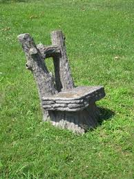Stump Chair The Tree Stump Chair Gravely Speaking