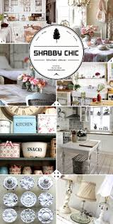 Country Chic Kitchen Ideas Shabby Chic Kitchen Decor Ideas Home Tree Atlas