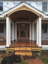 porch roof plans how to build a curved porch roof best roof 2017