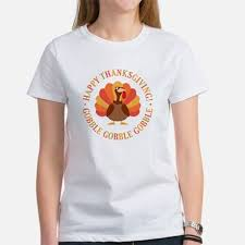 thanksgiving apparel t shirts cafepress