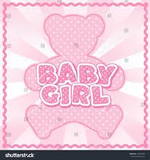 teddy bear polka dots baby stock vector 136818248 shutterstock