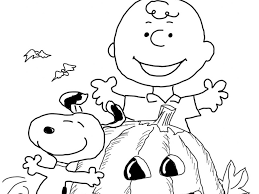Charlie Brown Halloween Coloring Pages Well Suited Ideas Halloween Pictures Coloring Pages 13 Manificent