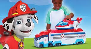 paw patrol toys go argos