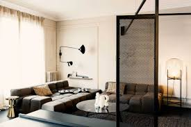 beautifully restored 1930s apartment in paris by marcante testa