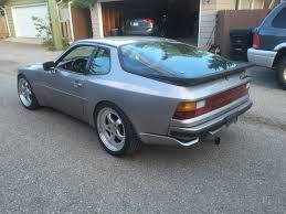 porsche 944 silver 1988 porsche 944 turbo s silver edition okotoks collector car