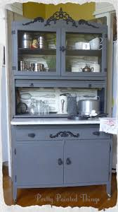 Chalk Paint Colors For Furniture by 8 Best Hoosier Images On Pinterest Hoosier Cabinet Painted