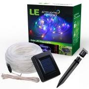Christmas Rope Lights Solar by Solar Rope Lights
