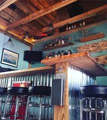 Backyard Retreat Ideas 50 Pub Shed Bar Ideas For Men Cool Backyard Retreat Designs