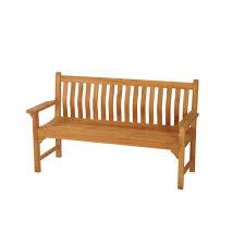 Outdoor Furniture Bunnings Curved Back Teak Bench