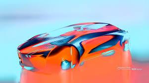 mini vision next 100 concept car 4k wallpapers exterior design for bmw vision next 100 2016 on behance
