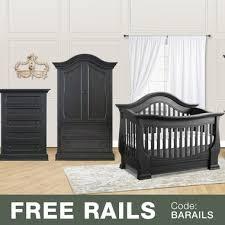 Davenport Convertible Crib Baby Appleseed 3 Nursery Set Davenport 3 In 1 Convertible