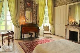 chambre foret charming bed and breakfast chateau de fleury la foret in fleury la