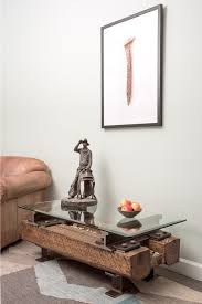 express line sleepers coffee table custom furniture nashville