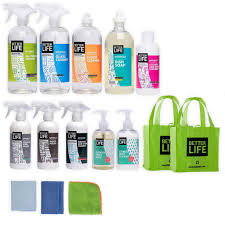 kit housewarming kit deluxe natural cleaning products