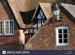 Gable Dormer Windows Red Brick Houses With Dormer Windows Gable Ends And A Lantern
