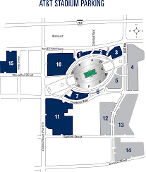 Metlife Stadium Map Cowboys Parking Map My Blog