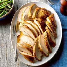 herbed turkey breast recipe taste of home