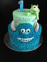 monsters inc baby shower cake monsters inc cake cake by mmmm cakes and cupcakes cakesdecor