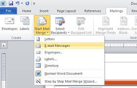 10 things you should know about word 2010 u0027s mail merge tools