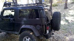 jeep yj custom expedition racks