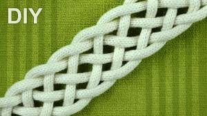 bracelet braid thread images How to braid with six strands simple friendship bracelet jpg